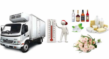 Транспортные компании перевозящие продукты питания